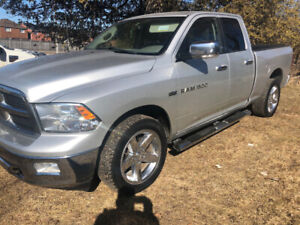 2011 DODGE RAM 5.7 HEMI 4X4 BIG Horn SLT 289 923-1873