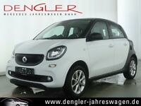 Smart FORFOUR 52KW PANORAMA*LED*PTS*SHZ*AUDIO Passion