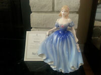 Royal Doulton Figurine of the Year 2001 Melissa