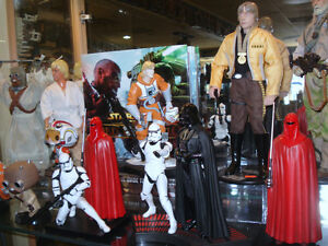 Star Wars Collectibles (Assorted)