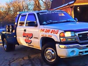 Minimum 250$ For Your Vehicle  613-581-5865