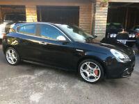 Alfa Romeo Giulietta 1.4 TB MultiAir ( 170bhp ) Veloce