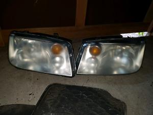Mk4 volkswagen jetta headlight