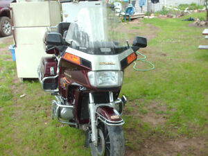 1985 honda goldwing interstate