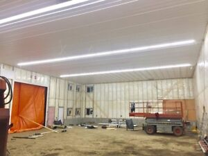 Linkable LED Shop, Garage, Business, and Agriculture Lighting