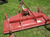 Lawn Tractor and attachments, mower, blade, snowblower