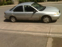 1998 Mercury Mystique GS Other