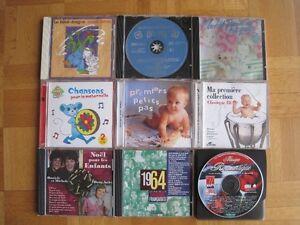 Musique pour enfants / adultes – Disque Compact (CD)