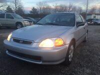 1998 Honda Civic DX Coupe (2 door)