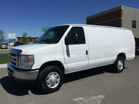 2013 Ford E250 ALLONGÉ**AIR** V8 Fourgonnette, fourgon