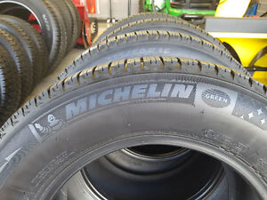 MICHELIN X-ice X-i3 235/60r16 TIRES -  EXCELLENT CONDITION