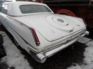 1963 Chrysler Lebaron Sedan