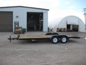 2017 HH Trailers 8.5X18'+ dovetail(20') C Series