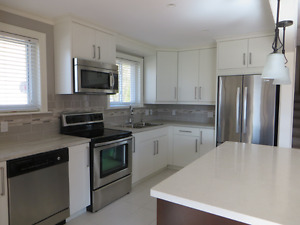 Beautiful, modern home available to rent in Burloak.