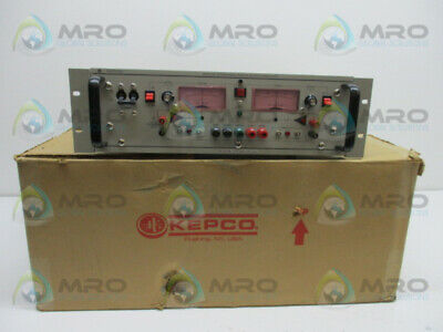Kepco Bop20-20m Bipolar Operational Power Supply Amplifier New In Box