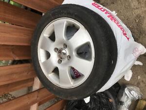 """Ford Focus wheels 4 bolt 16"""""""