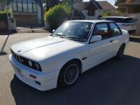E30 BMW 325i Sports M-Tech 2 Coupe 135000 Miles 5 Owners Bargain