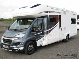 Auto-Trail Frontier Scout Motorhome
