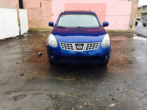 2008 Nissan Rogue SUV, 4WD 4cylinder 2599$ tax included