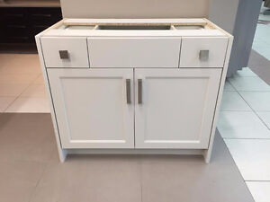 New Vanity cabinets Assorted sizes $537-$1269