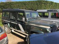 1994 Land Rover 110 300Tdi County Station Wagon.