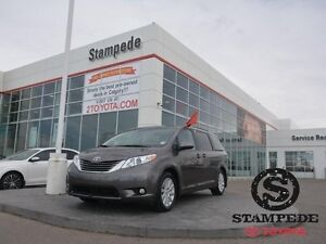 2013 Toyota Sienna 5DR V6 XLE 7-PASS AWD   - Certified - Low Mil