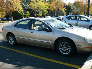2000 Chrysler Concorde LXI Berline
