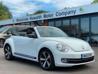 2015 Volkswagen Beetle 2.0 TDI 150 Sport 2dr DSG CONVERTIBLE Diesel Automatic