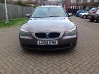 2004 BMW 5 Series 2.5 525d SE 4dr