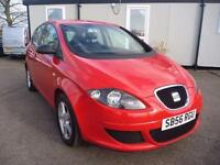 2006 56 SEAT ALTEA 1.6 REFERENCE 5D 101 BHP