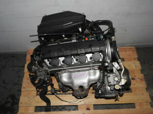 Civic 2001-2005 Moteur Engine Installation Disponible 1.7L  VTEC