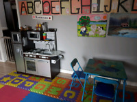 Childcare available in Belleville