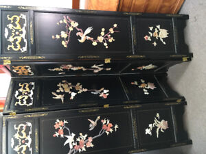Chinese Four-Panel divider