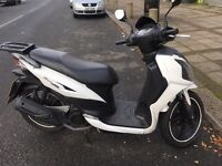 125cc 2015 Symphony sr, learner legal perfect Bike