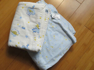 Baby Blankets, Crib Sheet Sets & Bath Towels London Ontario image 2
