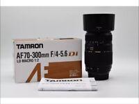 Tamron AF 70-300mm 4-5.6 Tele-Macro A17 (Nikon)