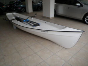 Row Scull Professional Row Boat Brand NEW!!Swedish made $6999.99