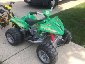 Kids Battery Operated Ride on Quad