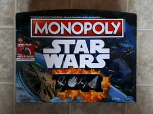 Star Wars Monopoly