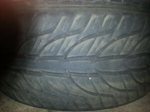 General Gmax Allseason tires.
