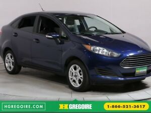 2016 Ford Fiesta SE AUTO A/C GR ELECT MAGS BLUETOOTH