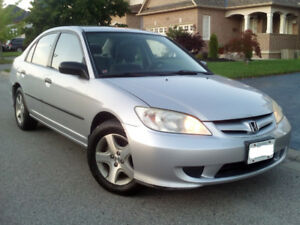 2004 Honda Civic SE