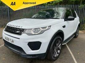 image for 2018 Land Rover Discovery Sport 2.0 TD4 LANDMARK 5d 178 BHP Estate Diesel Automa