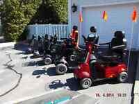 Réparation Quadriporteur-Chaise Électrique-etc SOS MÉDIC PLUS