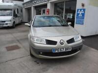 2007 Renault Megane 1.6 VVT Privilege 2dr