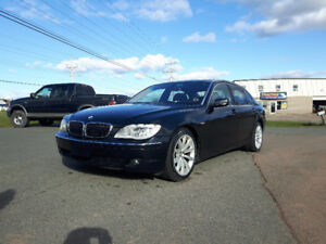 2008 BMW 7-Series 750Li - Very Rare!