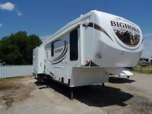 2014 Heartland Bighorn 36TB Bunk Model