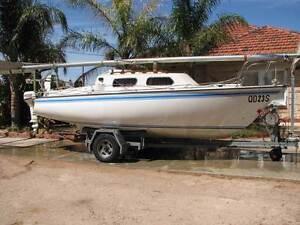 Sail boat Austral 20 Marion Bay Yorke Peninsula Preview