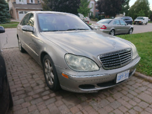 2003 Mercedes S430 4 Matic