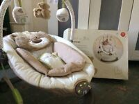 Baby Bouncer Loved so Much RRP£60